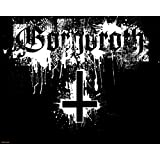 Music Gorgoroth Band (Music) Norway Heavy Metal Metal Hard Rock Black Metal Wall Poster