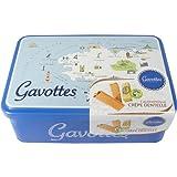 Gavottes Crepe Dentelle Cookies - 200 gr decorative tin