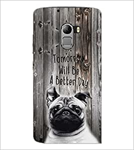 PRINTSWAG QUOTE Designer Back Cover Case for LENNOVO VIBE K4 NOTE