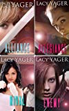 Alliance / Allegiance / Rival / Enemy: a young adult vampire 4-book collection