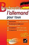 echange, troc Anne Larrory, René Métrich - Bescherelle - L'allemand pour tous