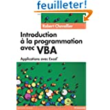 Introduction à la Programmation avec VBA