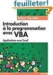 Introduction � la Programmation avec VBA
