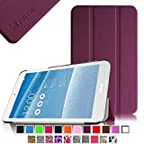 Fintie ASUS MeMO Pad 8 ME181C Slim Shell Case - Ultra Slim Lightweight Stand Cover (Only Fit ASUS MeMO Pad 8 ME181C Tablet), Purple