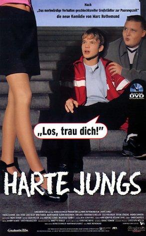 Harte Jungs [VHS]