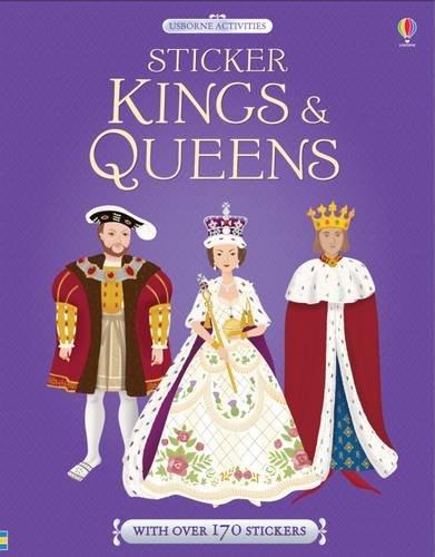 Sticker Kings & Queens (Sticker Book)