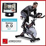 Sportstech Profi Indoor Cycle SX400 mit Smartphone App...