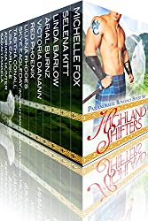 Highland Shifters: Paranormal Romance Boxed Set (English Edition)