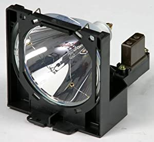 Lampedia OEM Bulb with New Housing Projector Lamp for BENQ PE6800-180 Day Warranty