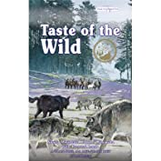 by Taste of the Wild 200% Sales Rank in Pet Supplies: 112 (was 337 yesterday) (127)Buy new:  $105.39  $50.00 20 used & new from $27.00