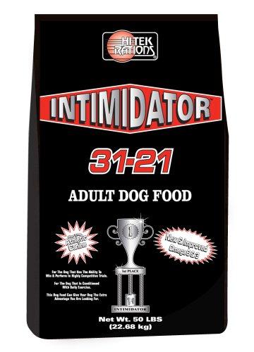 Intimidator 31 21 dry dog food 50 pounds