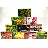 Shisha Assorted Flavour for Hookah Pack of 10   500 gram   available at Amazon for Rs.799