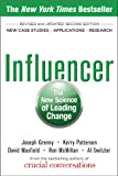 img - for Influencer: The New Science of Leading Change, Second Edition (Paperback) book / textbook / text book