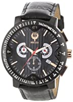 Brillier Men's 05-12121-02 Voyageur Tachymeter Watch by Brillier