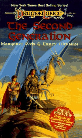 The Second Generation (Dragonlance), MARGARET WEIS, TRACY HICKMAN