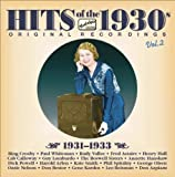 Various Artists Hits of the 1930's, Vol. 2: 1931-1933