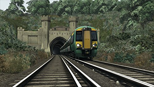 London to Brighton - Stand Alone and Add-on for Train Simulator 2015/2016  screenshot