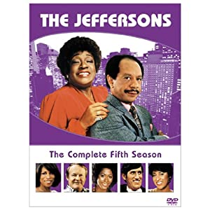 The Jeffersons - The Complete Fourth Season movie