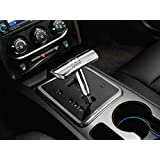 Sunroadway® For Dodge Challenger/Charger Caliber Ram chrysler 300/300c Jcuv Jeep Wrangler Grand Cherokee Liberty T-Handle Shift Knob Shifter- Mopar Select 2007 to 2014 Models replace part # 82211622