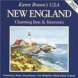 Karen Brown's USA: New England Charming Inns & Itineraries 2002