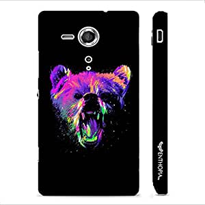 Sony Xperia SP Boo Bear designer mobile hard shell case by Enthopia