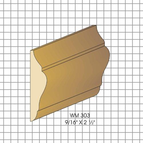 wm303 Chair Rail Knife fits Woodmaster/Belsaw/Powermatic
