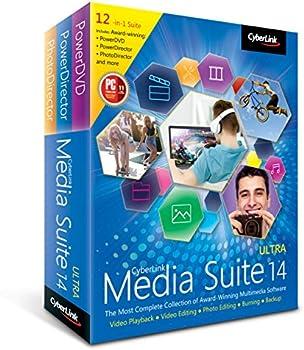 CyberLink Media Suite 14 Ultra Software