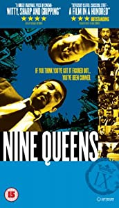 Nine Queens [Import anglais]