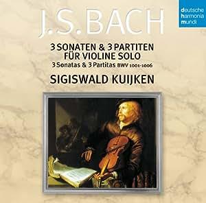 Bach:Violin Sonatas & Partitas