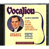 Vol. 5: The Decca Years - Lullaby Of Broadwayby Ambrose