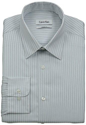 Calvin-Klein-Mens-Regular-Fit-Stripe-Shirt
