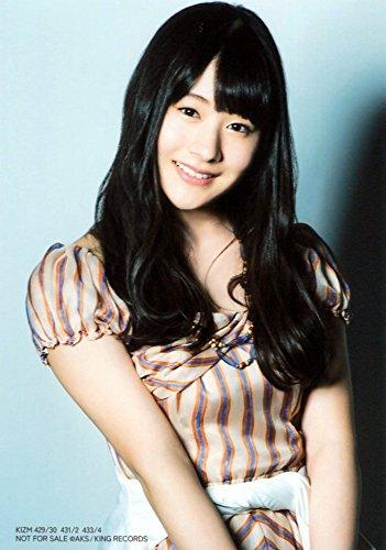 【加藤美南】 公式生写真 AKB48 翼はいらない 通常盤 選抜Ver.