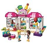 #3: Toyshine Ice Cream Candy Parlor Building Blocks, 181 Pcs