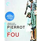 Pierrot le fou (The Criterion Collection) [Blu-ray] ~ Jean-Paul Belmondo