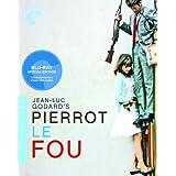 Pierrot le fou (The Criterion Collection) [Blu-ray] ~ Jean-Paul Belmondo