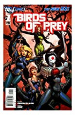"Birds of Prey (2011) #1 The New 52!"" """