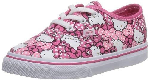 Vans T Authentic Vtsw8m1 - Zapatillas de tela para niños, color ...