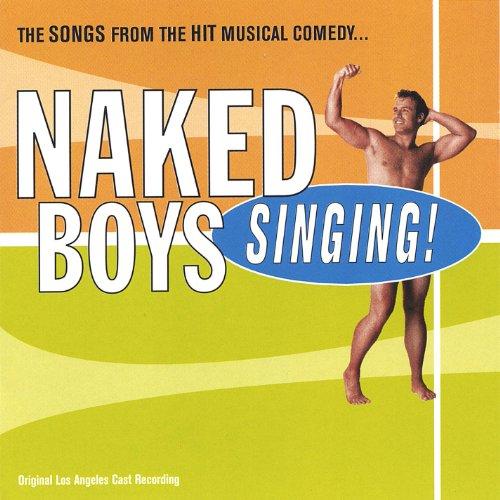 Original album cover of Naked Boys Singing! by Original Los Angeles Cast
