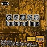 Backstreet Boys For The Fans - Burger King CD 3