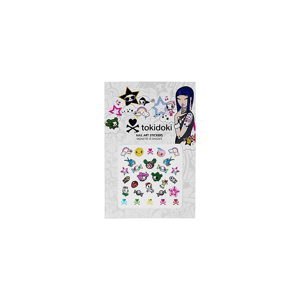 tokidoki Nail Art Stickers