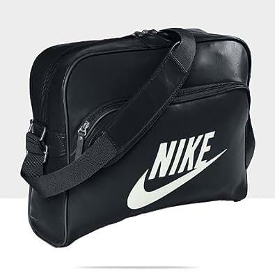 Luxury Details About BN NIKE C72 Women39s Messenger Shoulder Bag Black BA4654