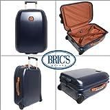 (ブリックス) BRIC'S SINTESIS シンテシス ポリカーボネートトローリー 50 CM BSI08010.698 ブルー スーツケース キャ...