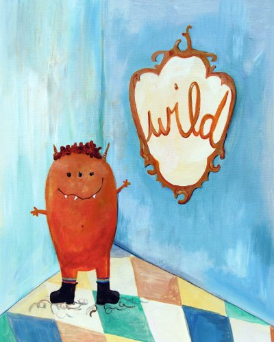 Cici Art Factory Wall Art, Wild, Small