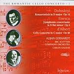 The Romantic Cello Concerto, Vol. 1...