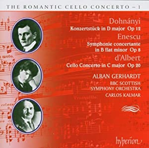 V1 Romantic Cello Cto