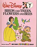 Birds and Trees, Flowers and Bees (Walt Disney Fun-to-Learn Library: Vol. 7) (0553055089) by Walt Disney Company