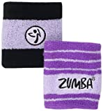 Zumba Fitness Space Cuff Wristband, Orchid, One Size