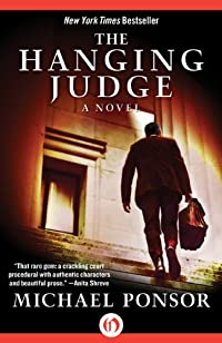 The Hanging Judge: A Novel by Michael Ponsor ebook deal
