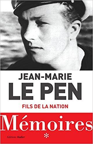 Memoires : Fils de la nation  [Jean-Marie Le Pen] (Tapa Blanda)