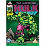 The Incredible Hulk - Season One Part One (Marvel Originals Series - 90s) [DVD] [1996]by The Incredible Hulk